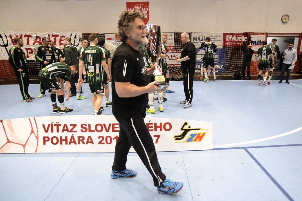 Tatran Prešov obhájil víťazstvo v Slovenskom pohári
