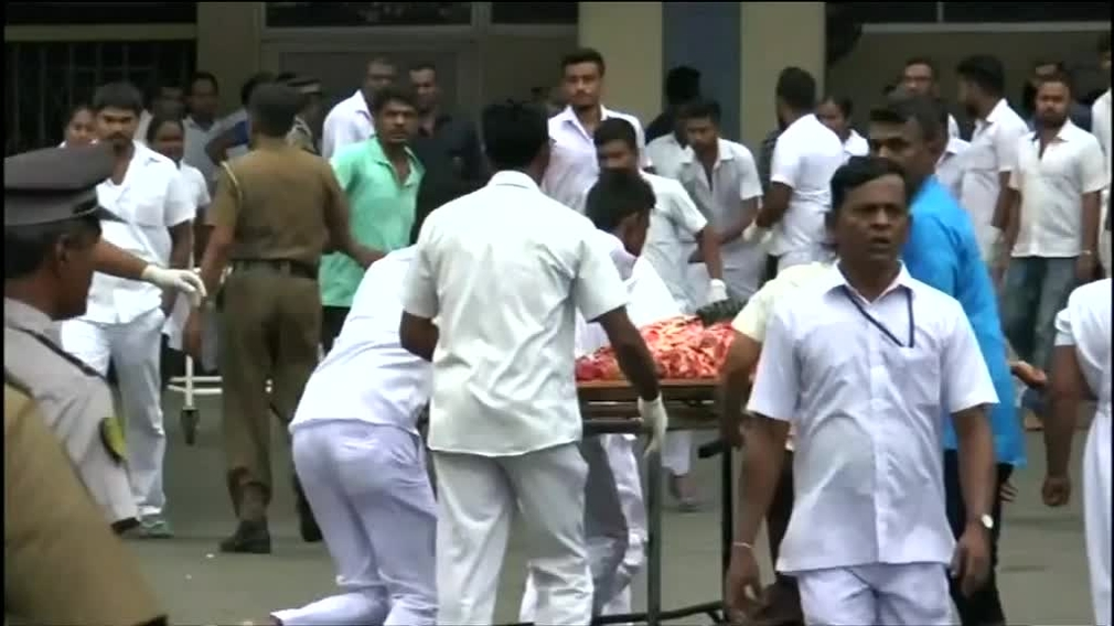 [multi] KN Výbuch na Srí Lanke 2338