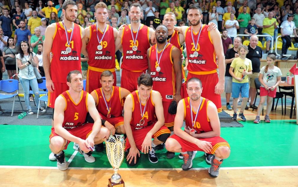 KB Košice 2.miesto