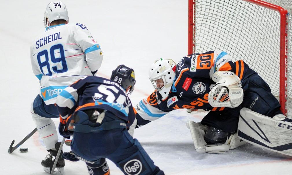 42.kolo TL HK Nitra - HC Košice