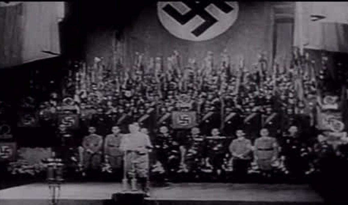 Příběh Adolfa Hitlera