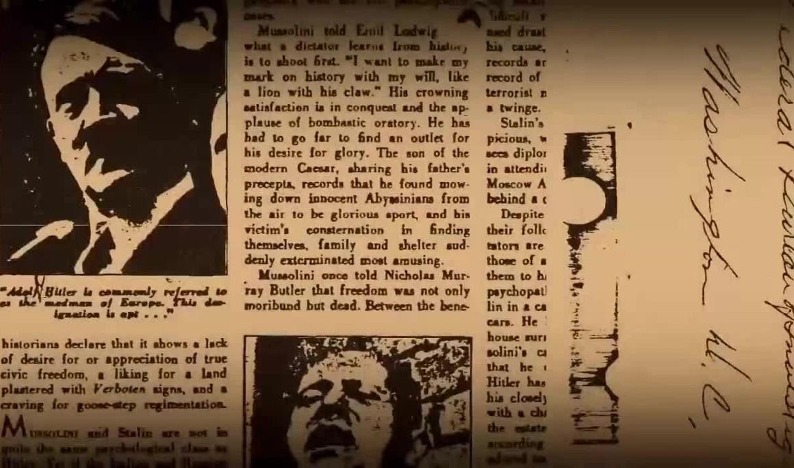 Adolf Hitler - reinkarnace