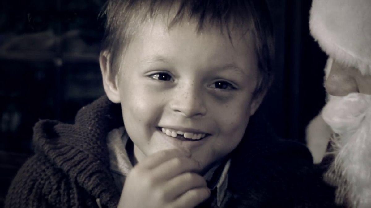 54f3cbfc7 Pozrite si spomienkové video so Samkom z Írska: Spi sladko, anjelik!   JOJ