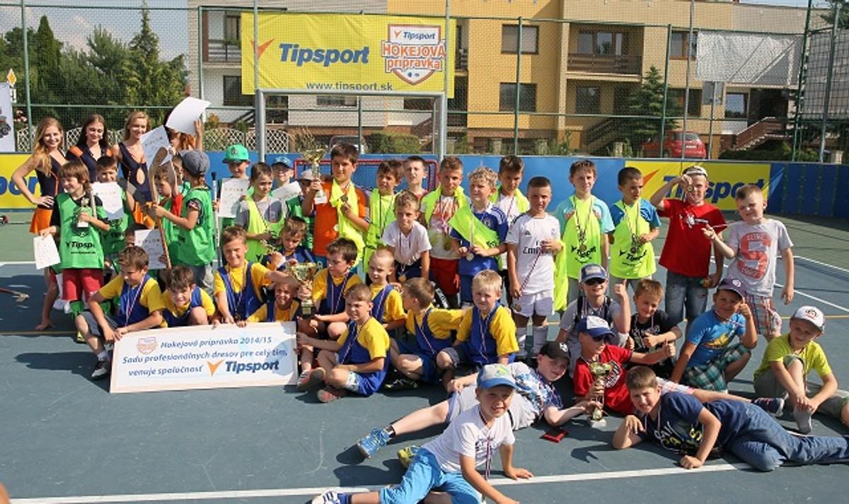 836bef4df8a58 Tipsport hokejová prípravka - víťazmi finále Smižany a Košice   Novinky    Dukla Trenčín   Kluby   Tipsport liga   Hokej   Huste.tv