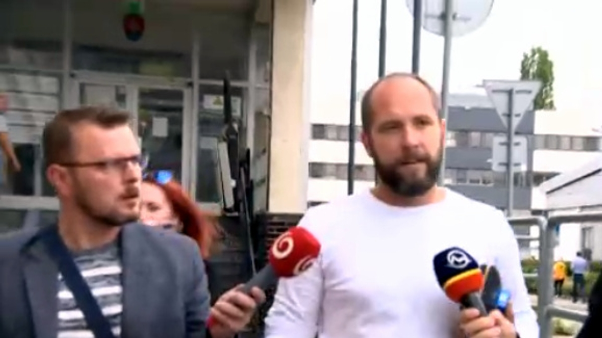 Policajný exfunkcionár Pavol Vorobjov ide do väzby   Noviny.sk
