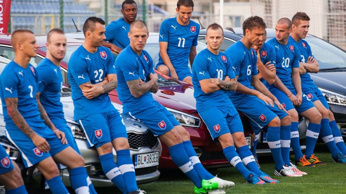 23b571861f40e Slováci na prahu desiatej kvalifikácie, osmička bola šťastná | Noviny.sk