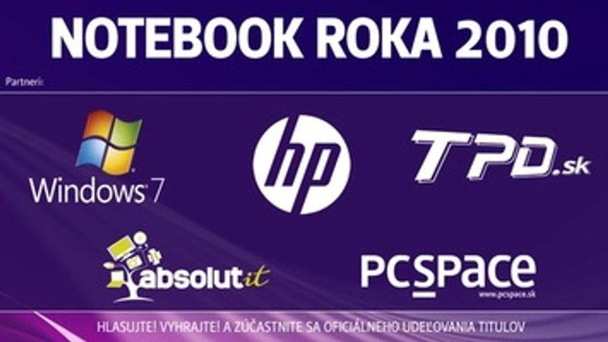 3ff350d5a6 Hlasujte o NOTEBOOK ROKA a vyhrajte notebooky HP!