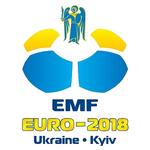 Futbal - EMF EURO 2018