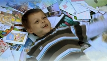 7e2d1e2f1 Samko si už pohľadnice číta v nebi: Prehral svoj boj s rakovinou!   JOJ