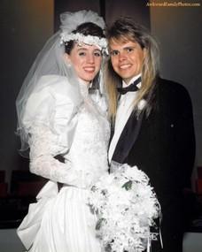 eb33e7081038 Najhoršie svadobné účesy všetkých čias  Ako si mohli dať nevesty ...