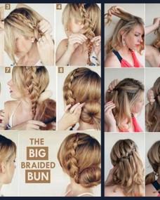 FOTOGALÉRIA. Tu je 15 návodov na účesy z dlhých vlasov fb416fa24c7