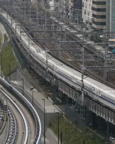 Real obťažovanie v japonskom vlak 03:35 · vonkajšie, amatérsky.