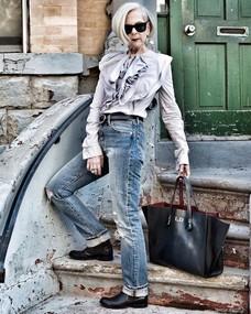 be5a23c5d508 Móda nepozná vek  10 fashion blogeriek po 50-tke