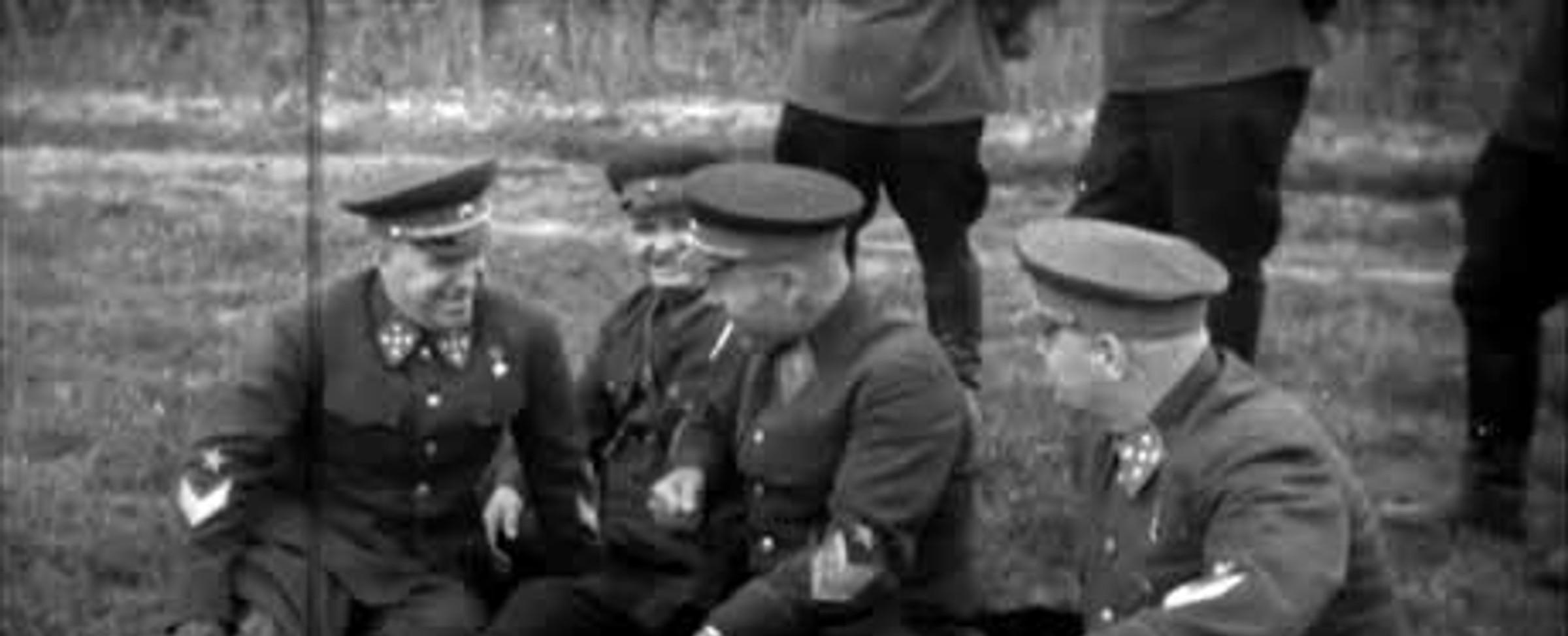 Generál Rokossovsky