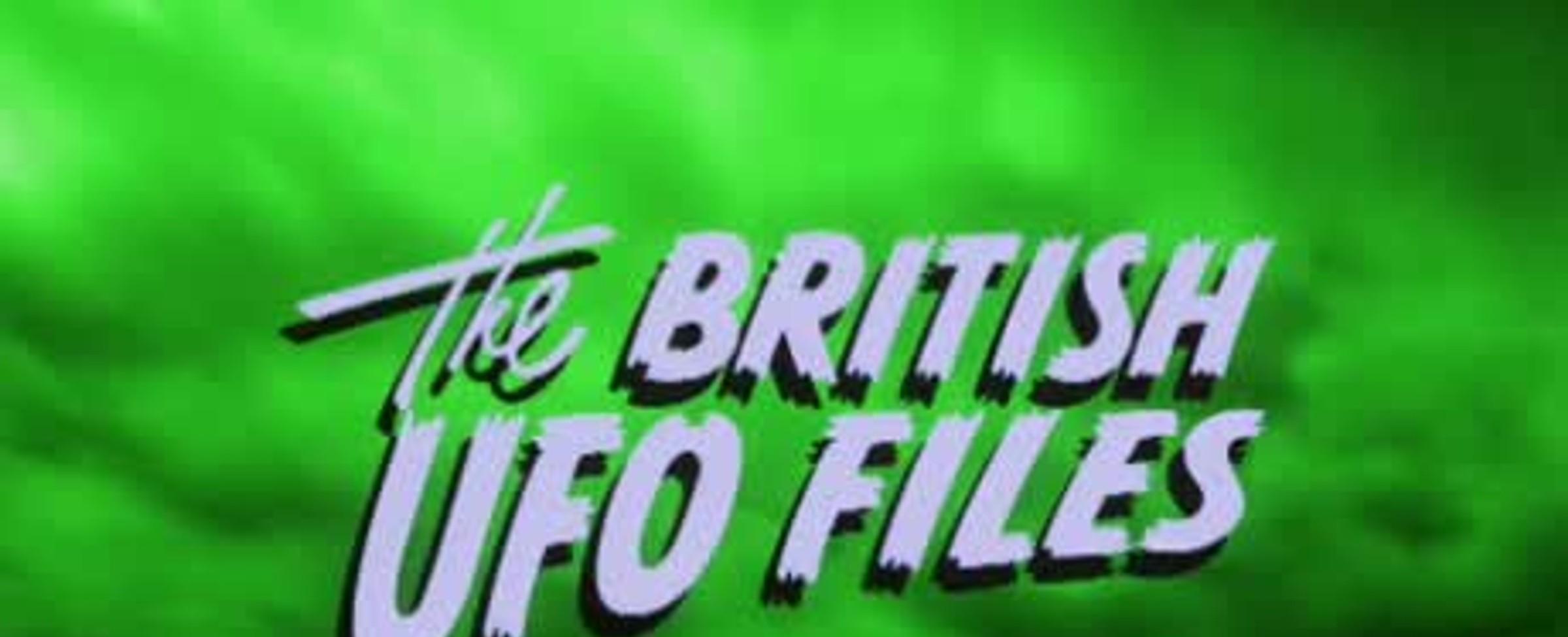 UFO nad Británií