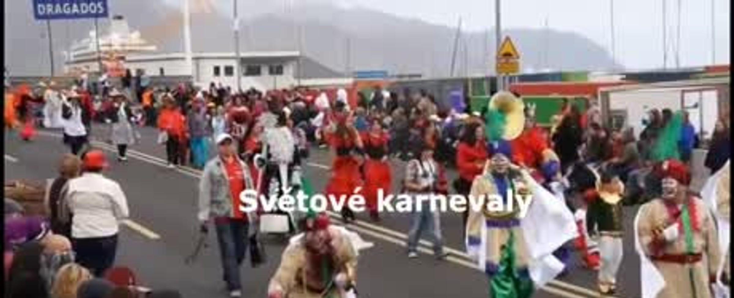 Světové karnevaly