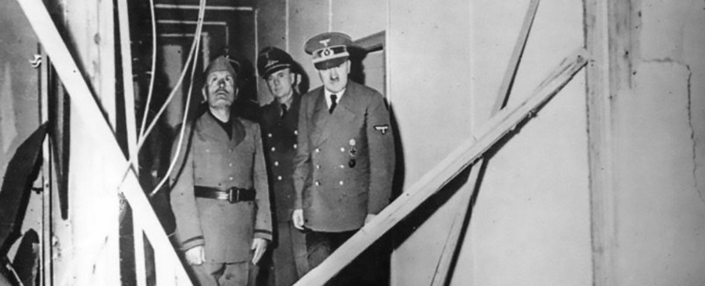 Operace Valkýra: Atentát na Hitlera