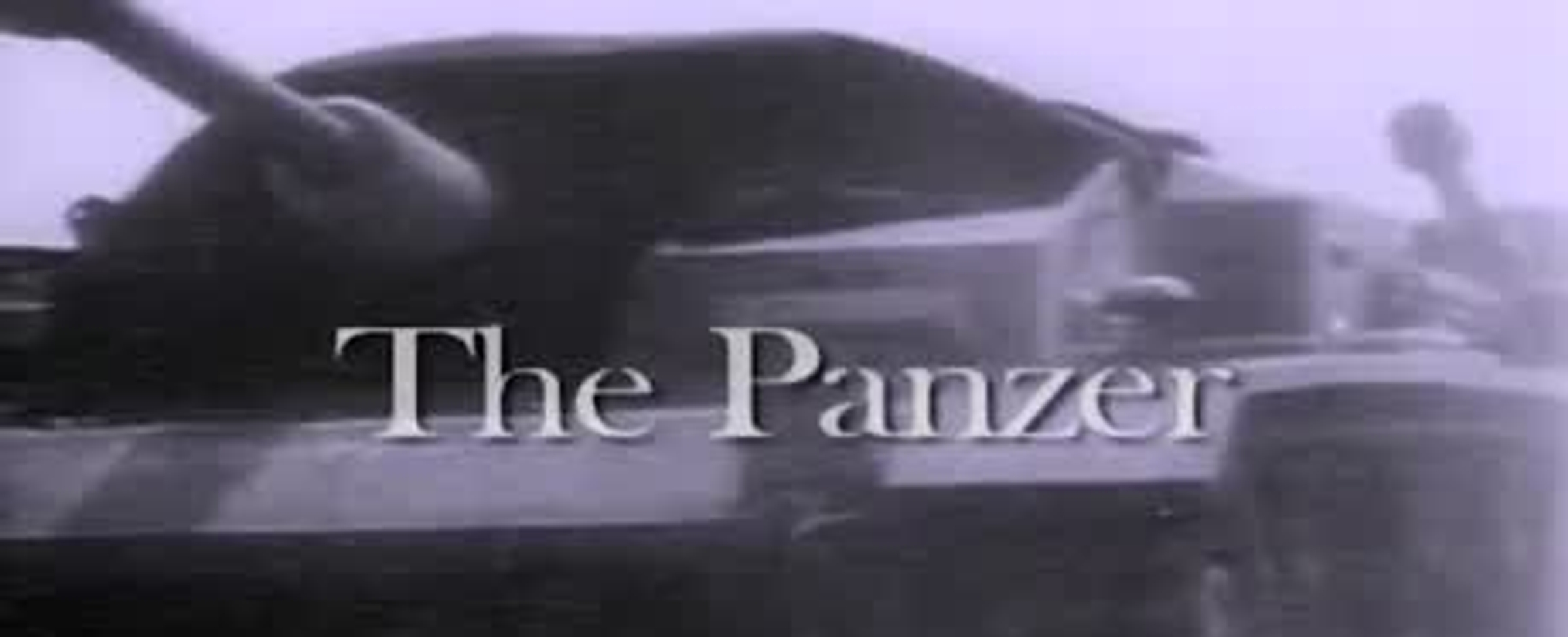 Tanky Panzer