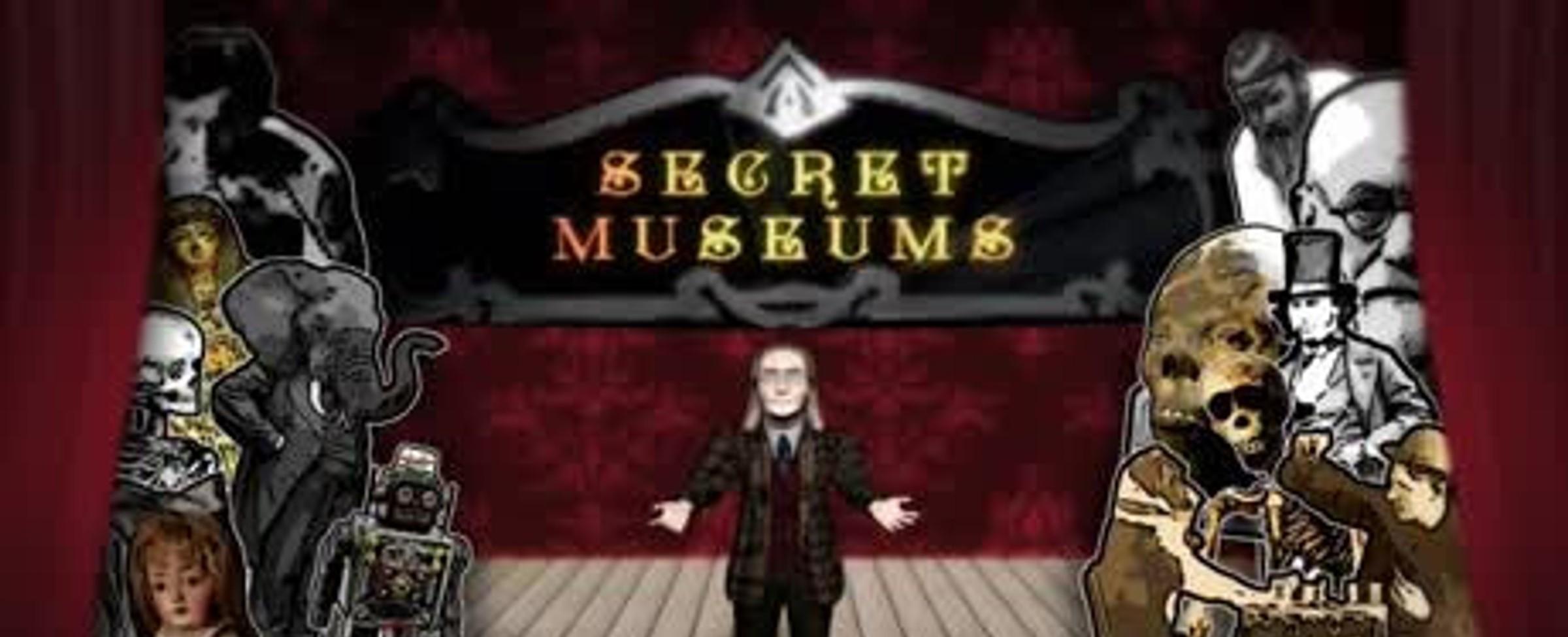 Tajemná muzea