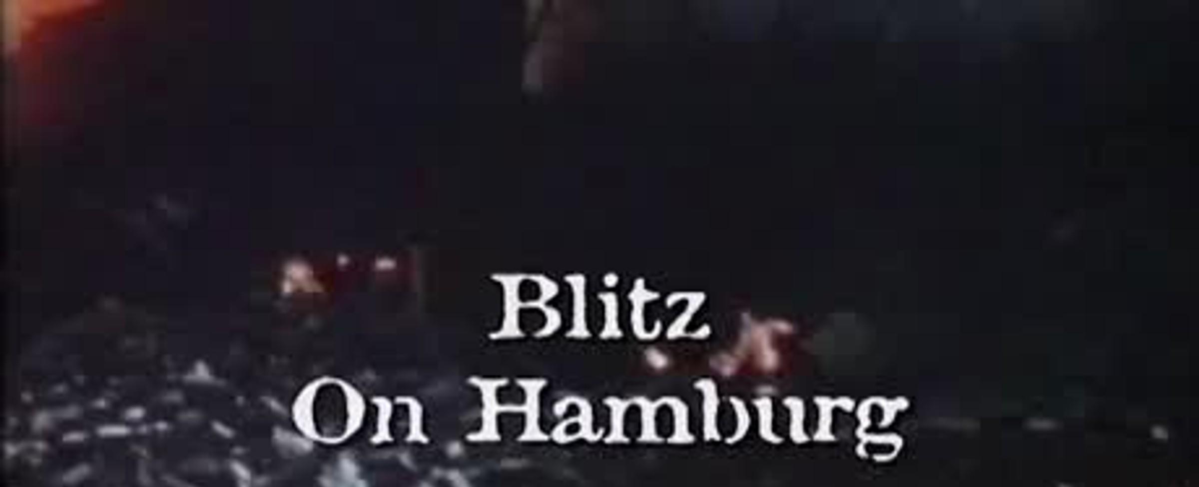Bombardování Hamburku