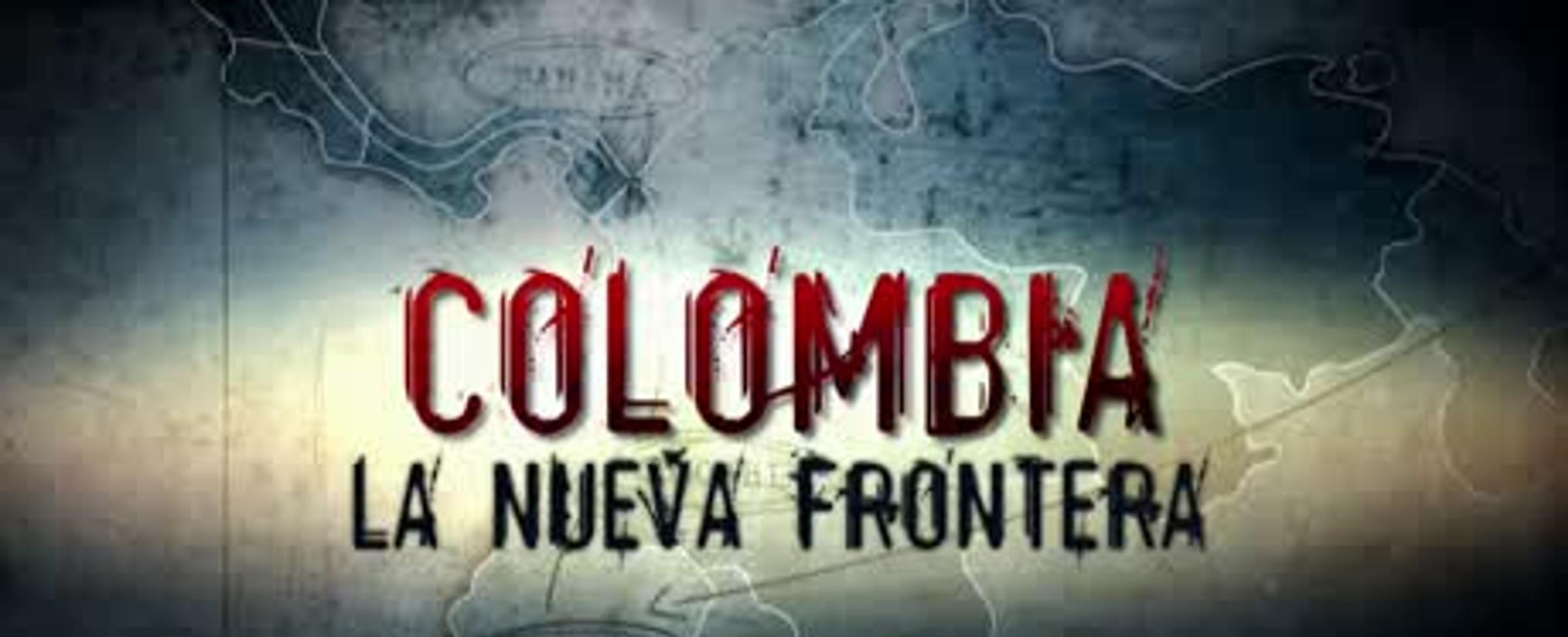 Kolumbie - Nová hranice