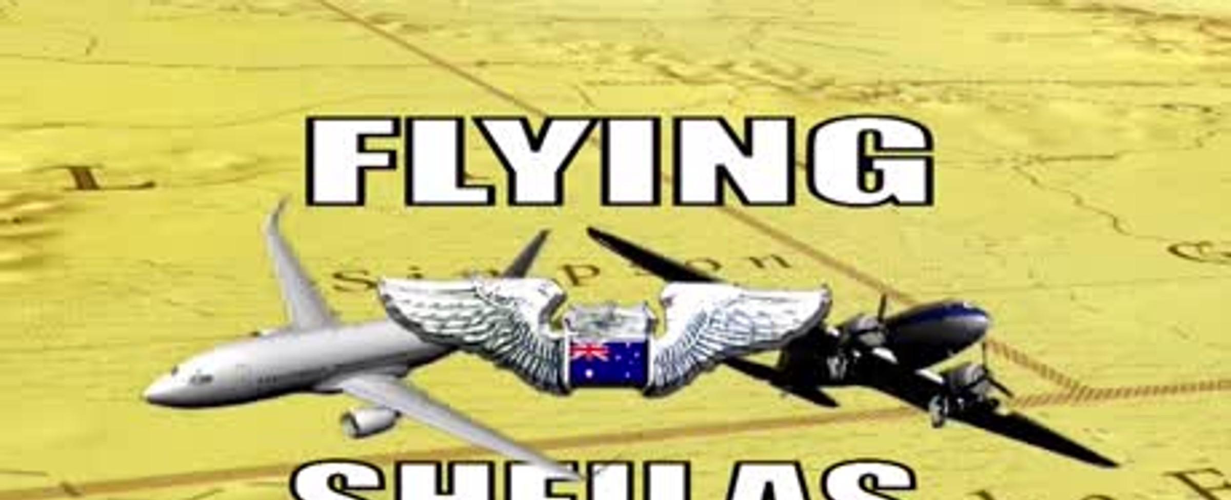 První australské pilotky