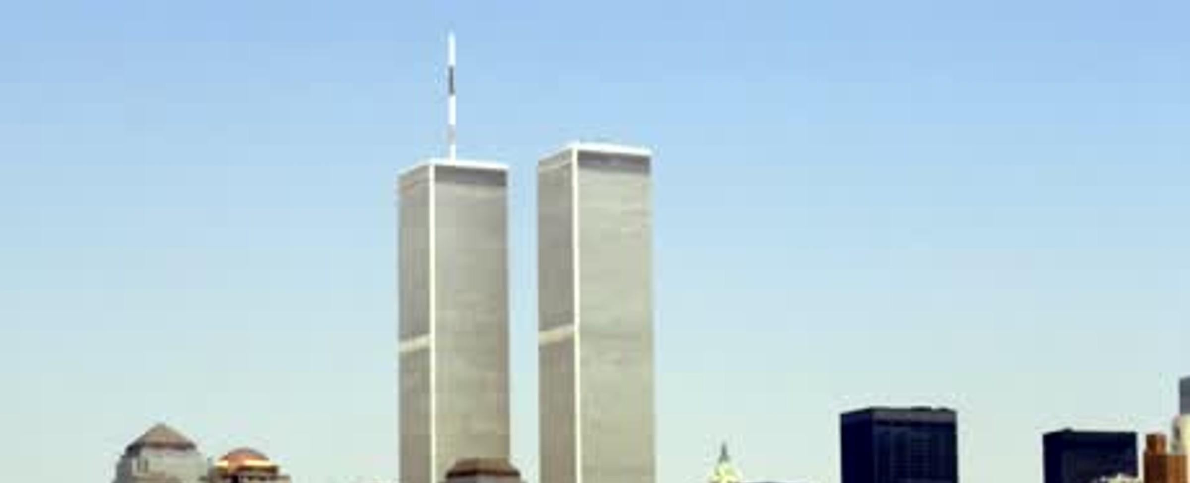 2001: Americká dvojčata