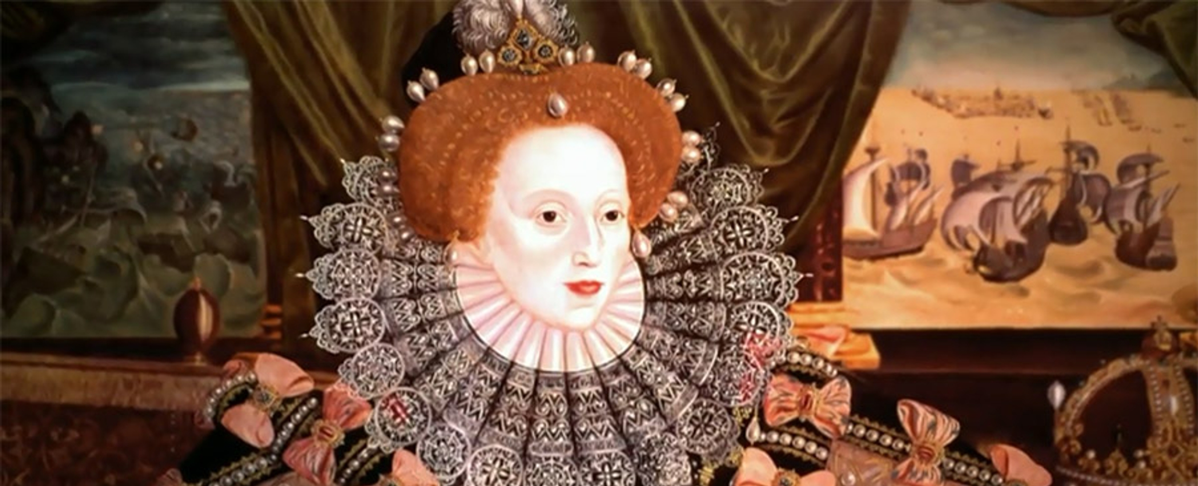 Alžběta I. - Vraždící královna