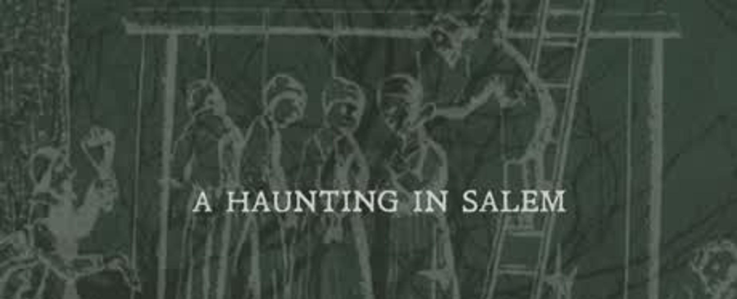 Hrůza v Salemu