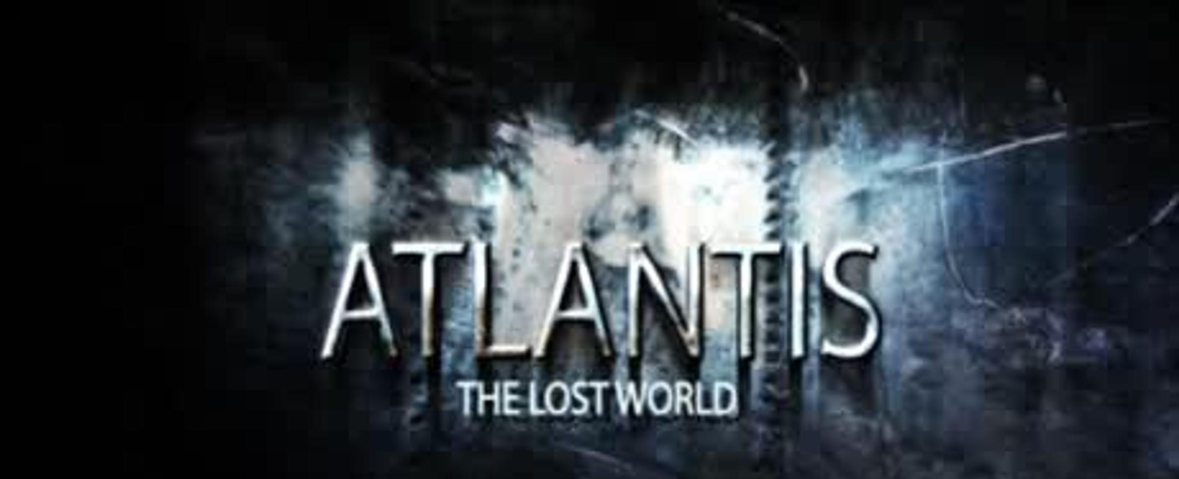 Atlantida - ztracený svět