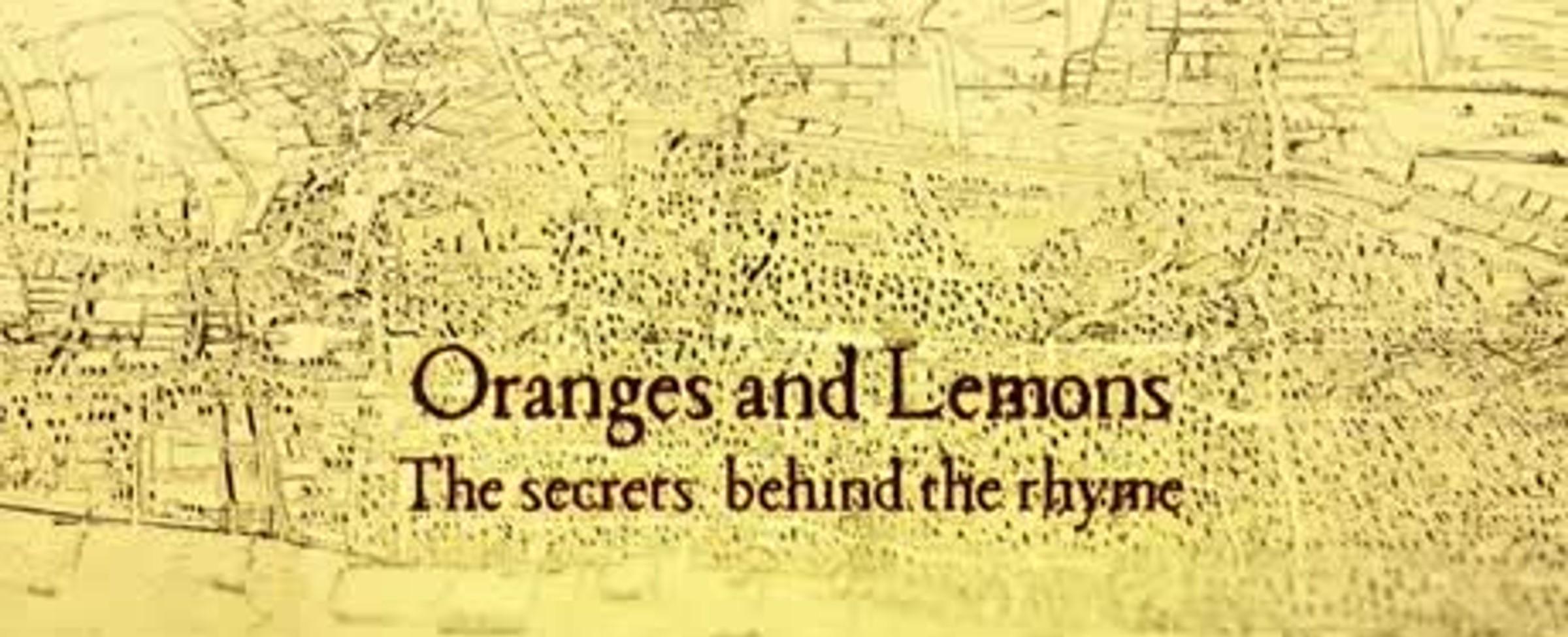 Pomeranče a citróny