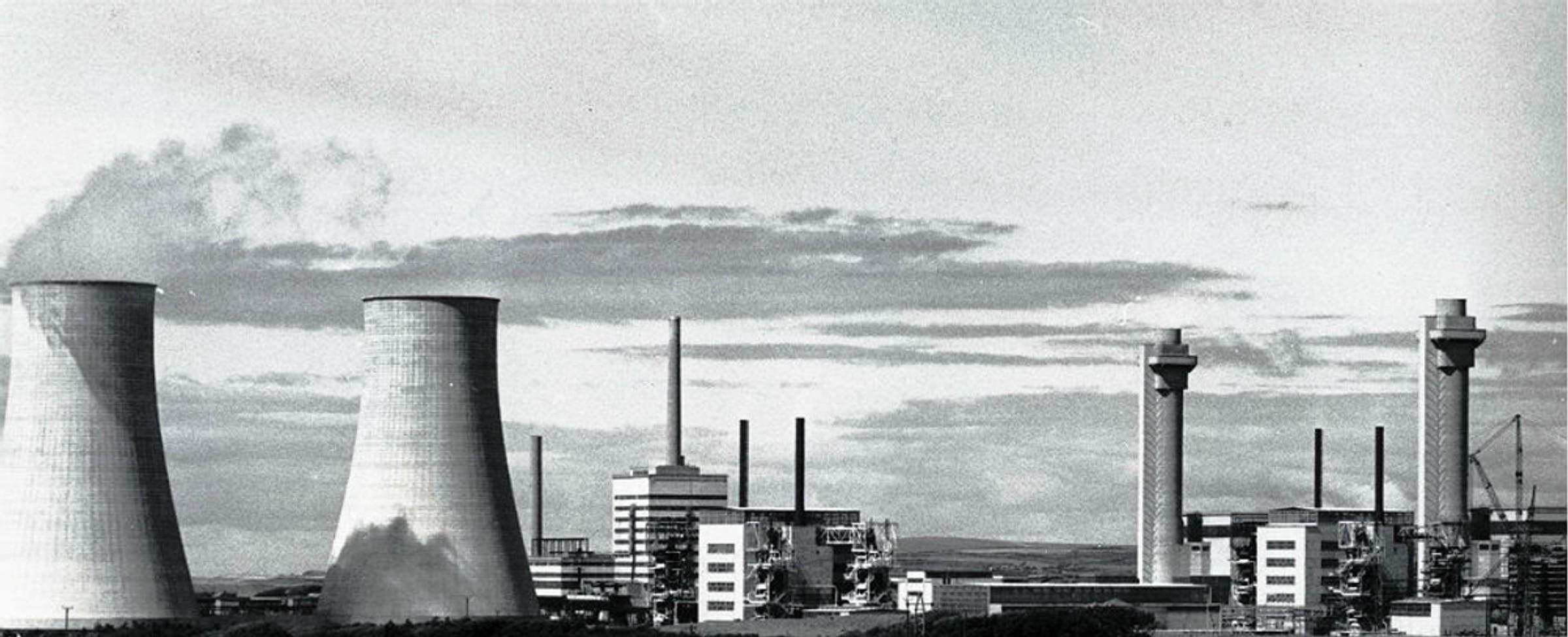 Britský Černobyl - Windscale 1957