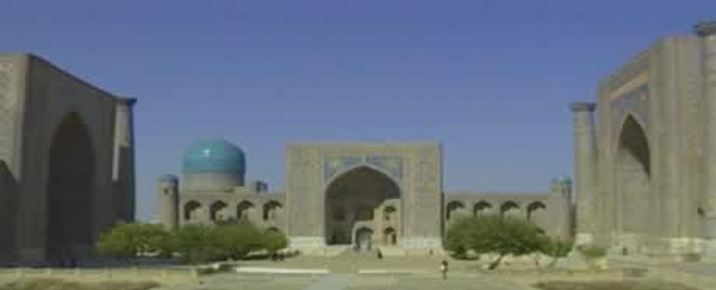 Záhada Timurovy krypty