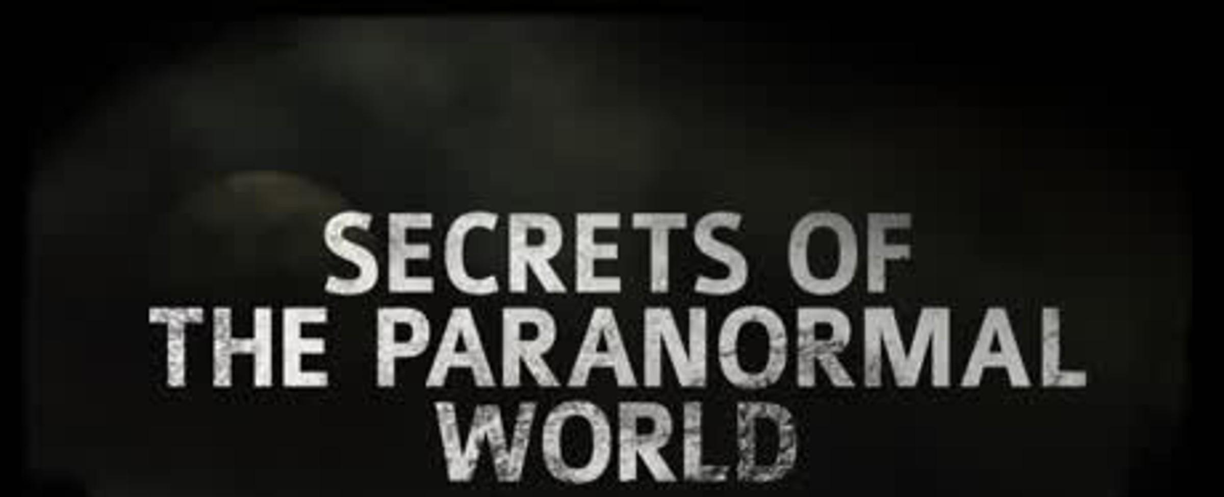Tajemstvi paranormálního světa