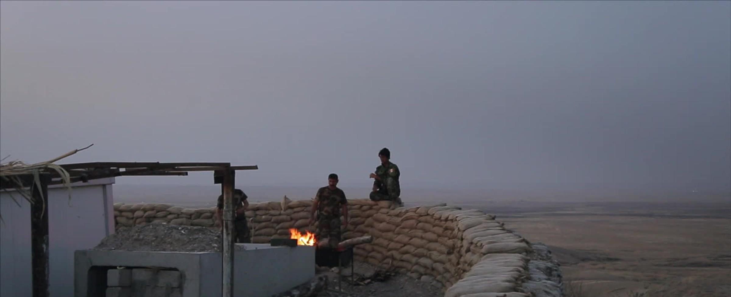 Kurdistán - Úskalí života ve válečné zóně