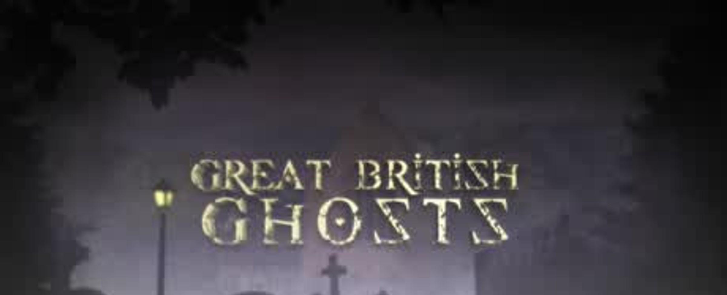 Tajemné přízraky Velké Británie