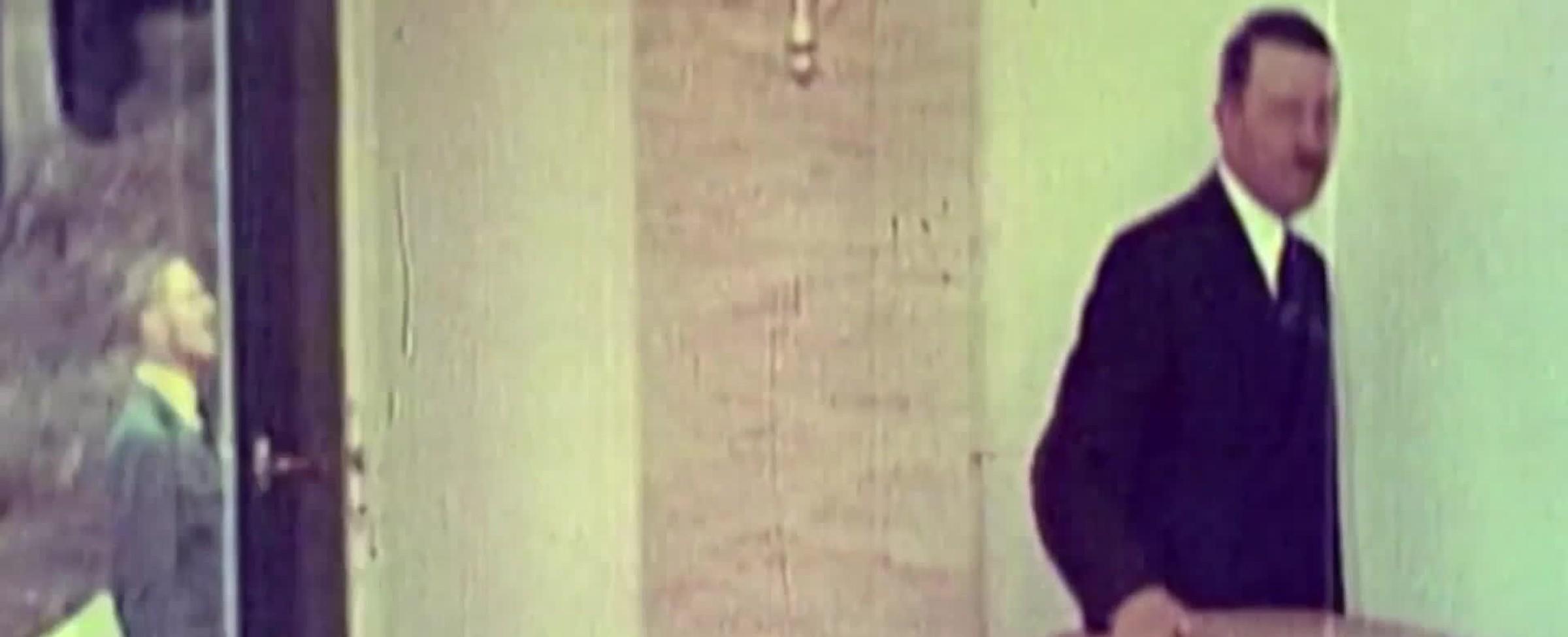 Toulavá mrtvola Adolfa Hitlera