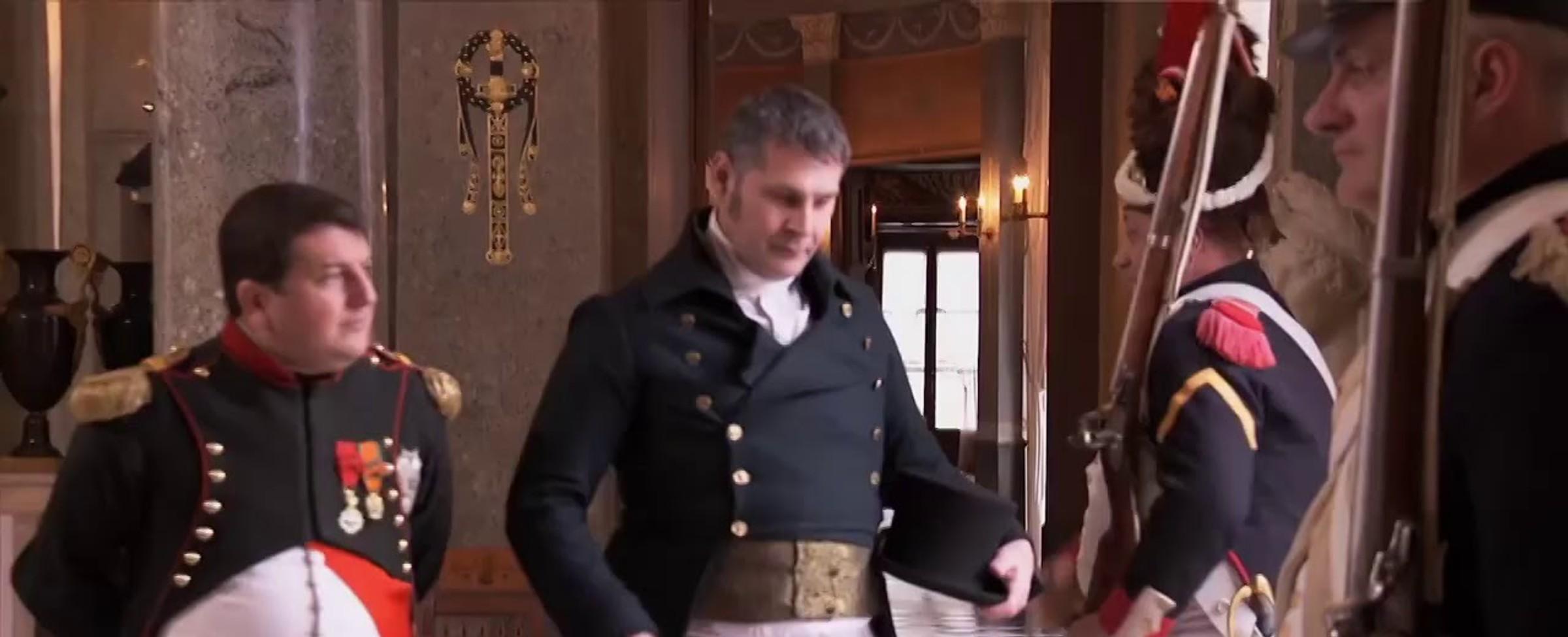 Napoleonova cesta do Ameriky
