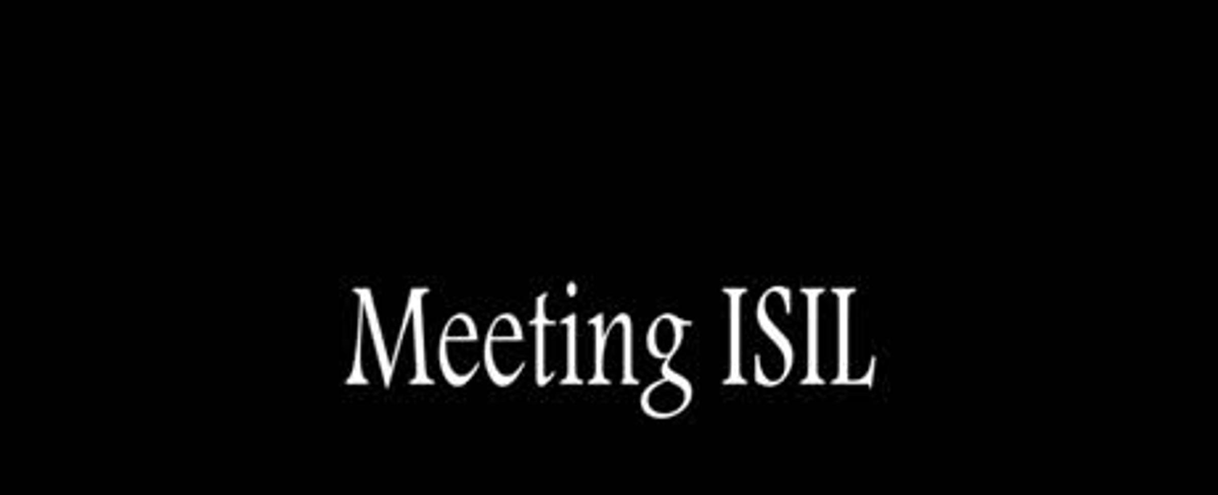 Setkání s Islámským státem