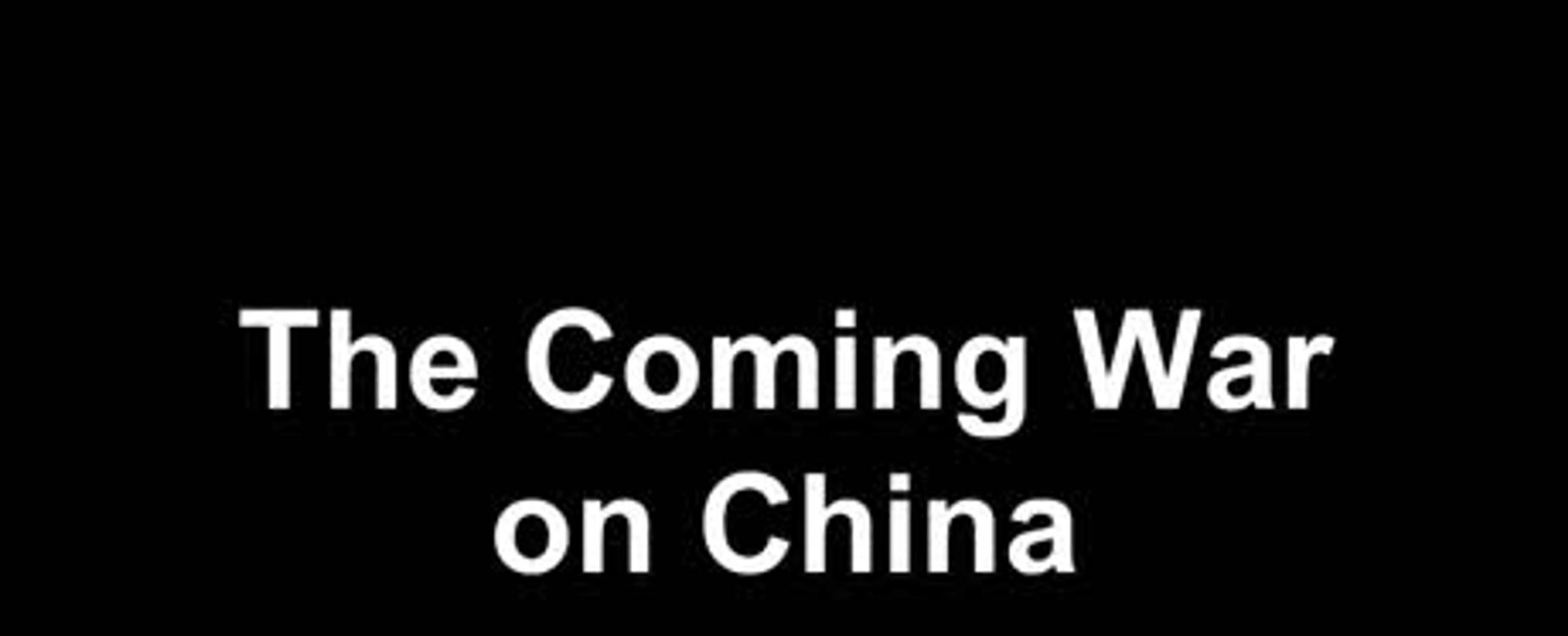 Čínská válka na obzoru