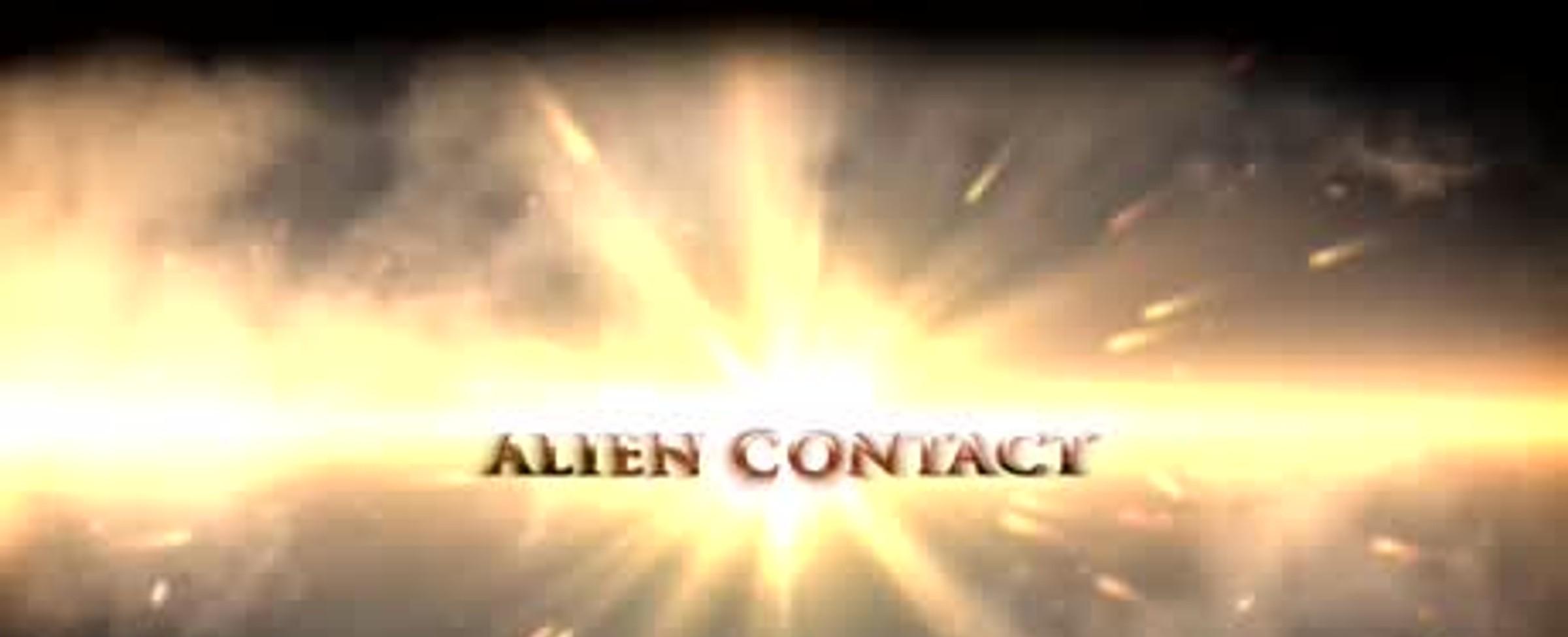 Kontakt s mimozemskými útočníky