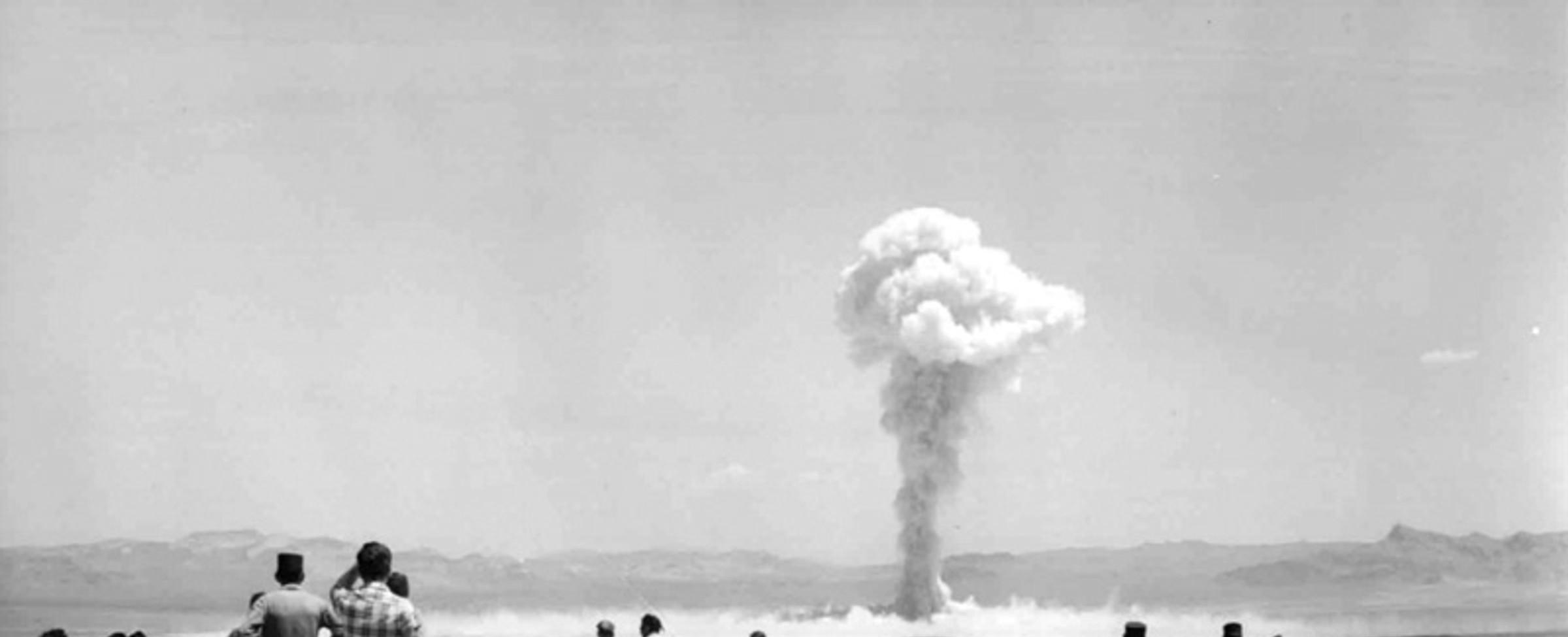 Bomby nad Nevadou