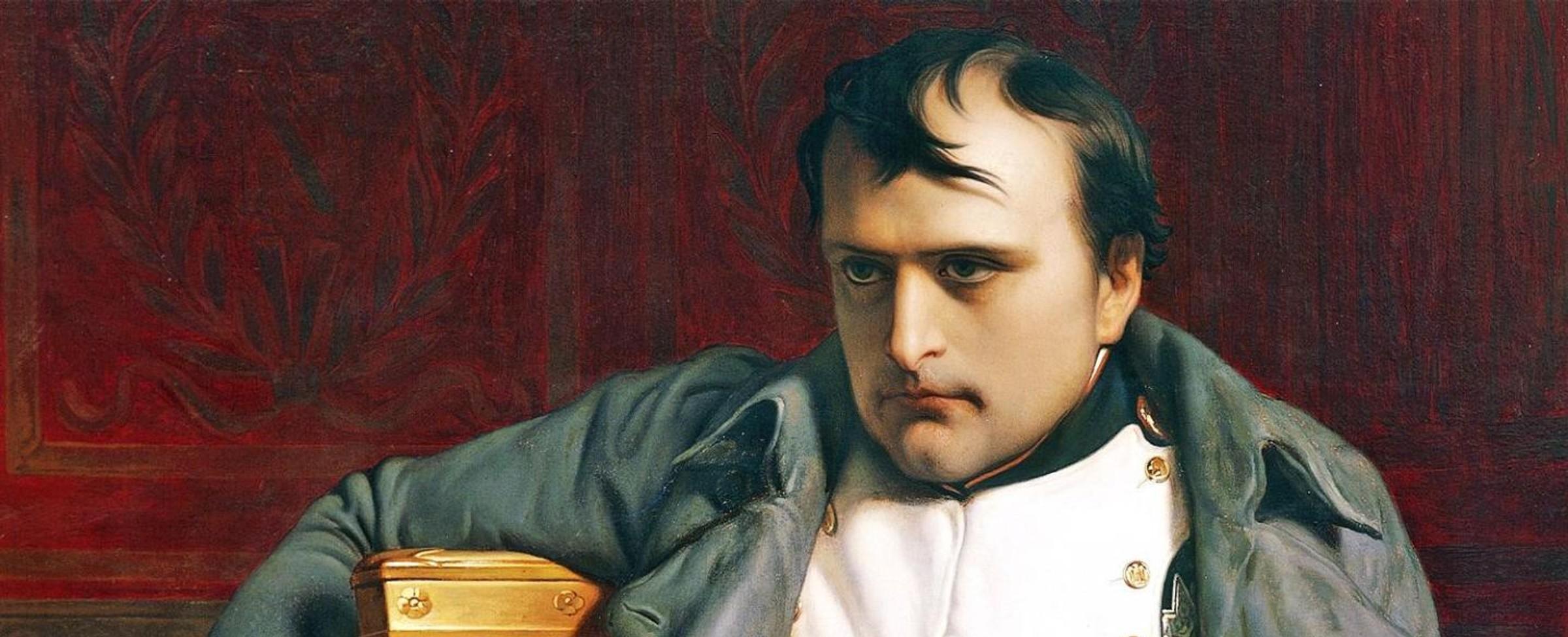 Napoleon - Ďábel a jeho zrádci