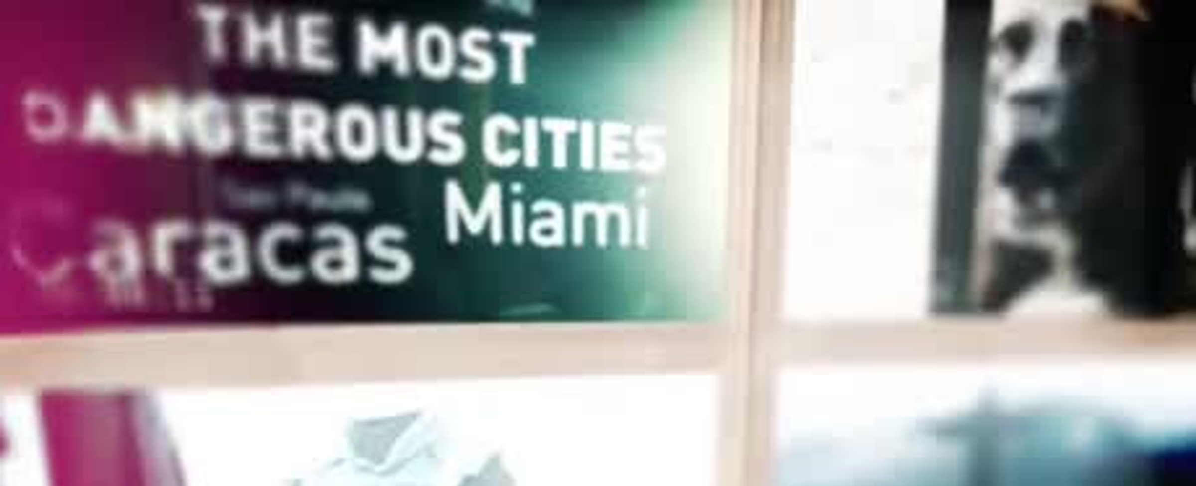 Nejnebezpečnější města světa