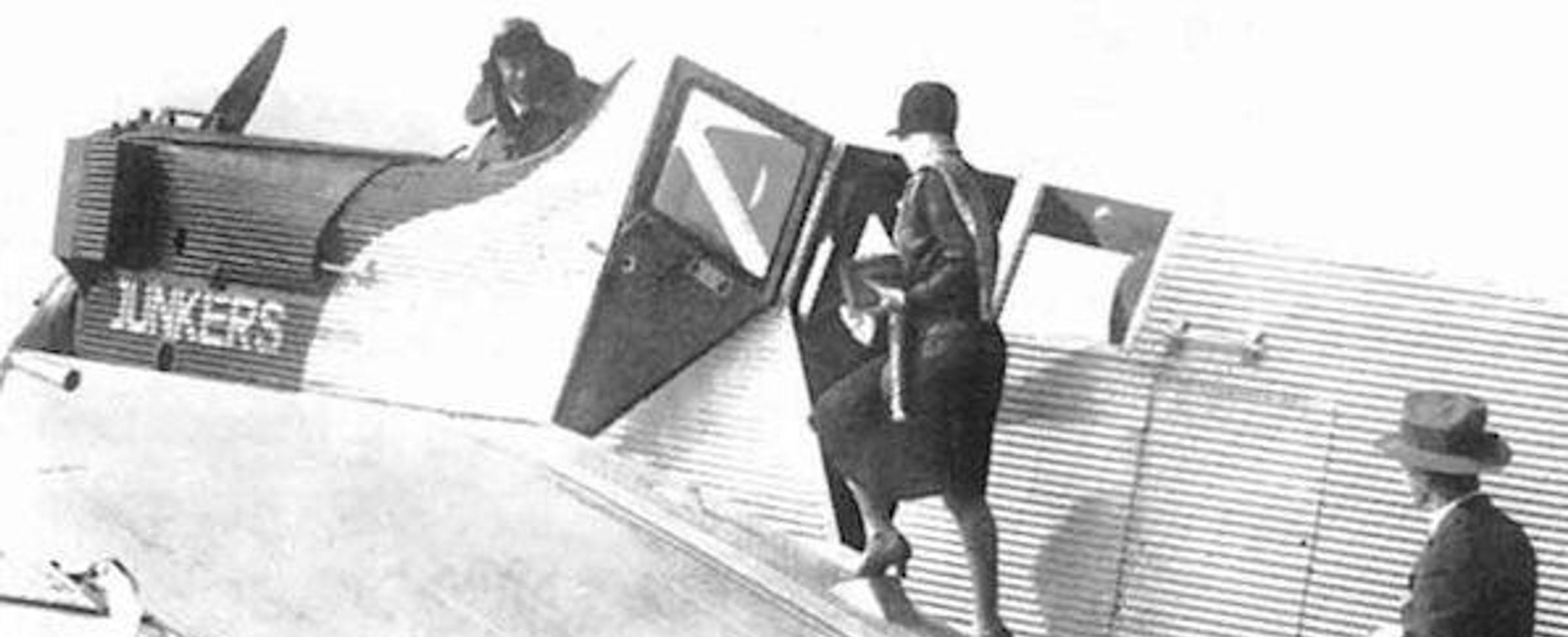 Historie britské monarchie pohledem z letadla