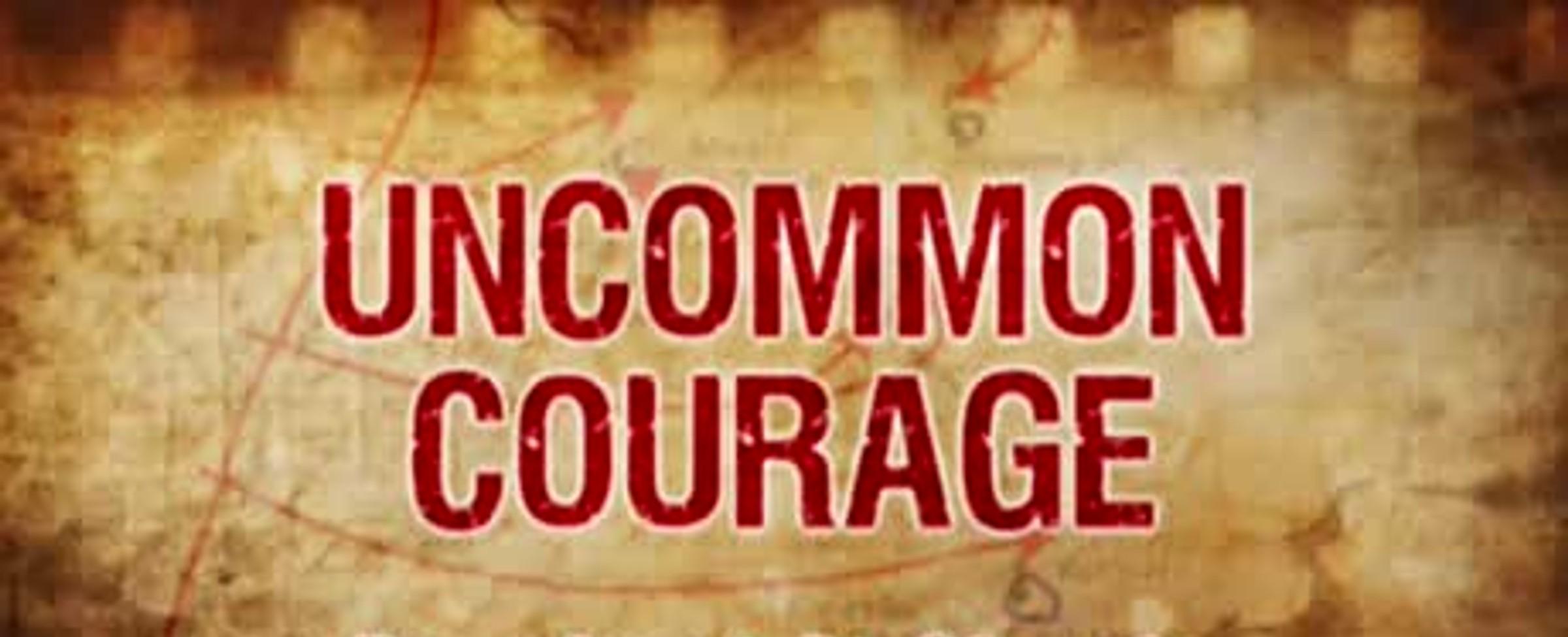 Neobvyklá odvaha
