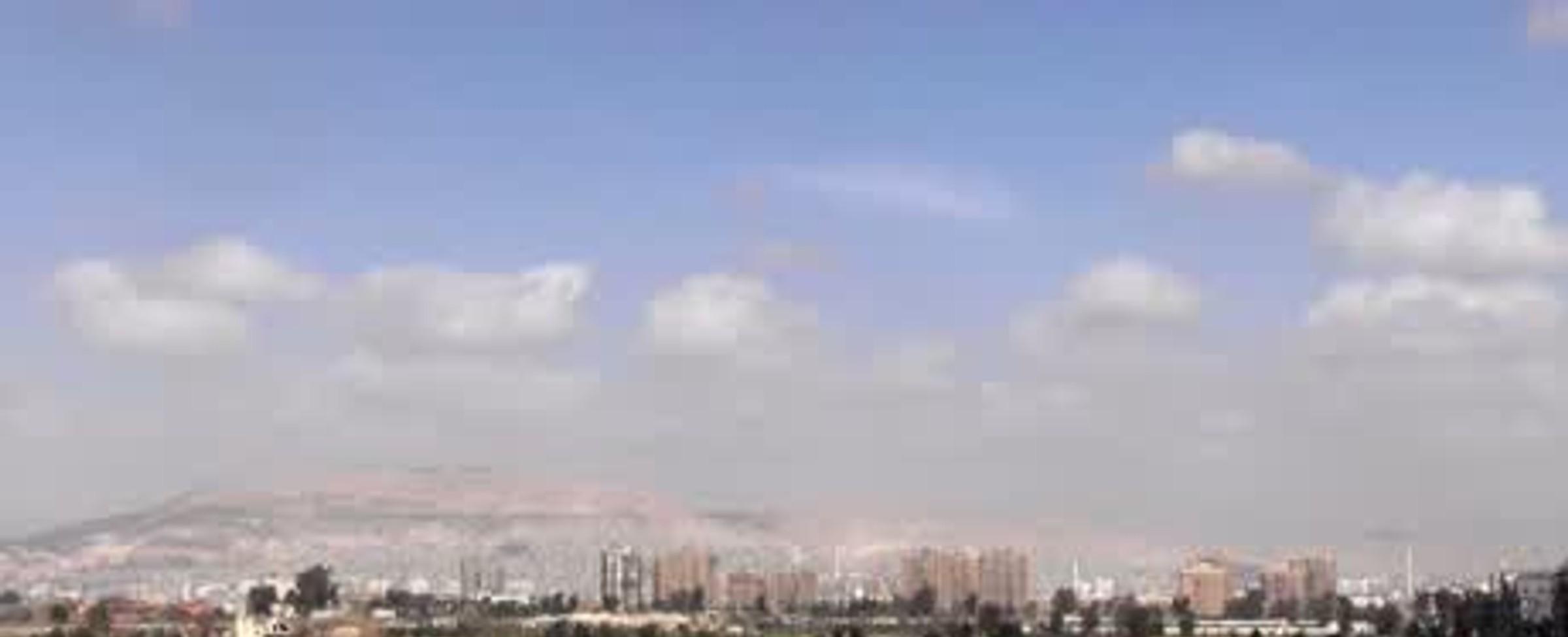 12 dní a nocí v Damašku