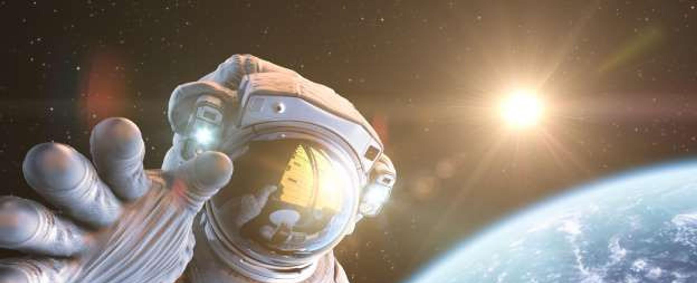 Turisté z vesmíru