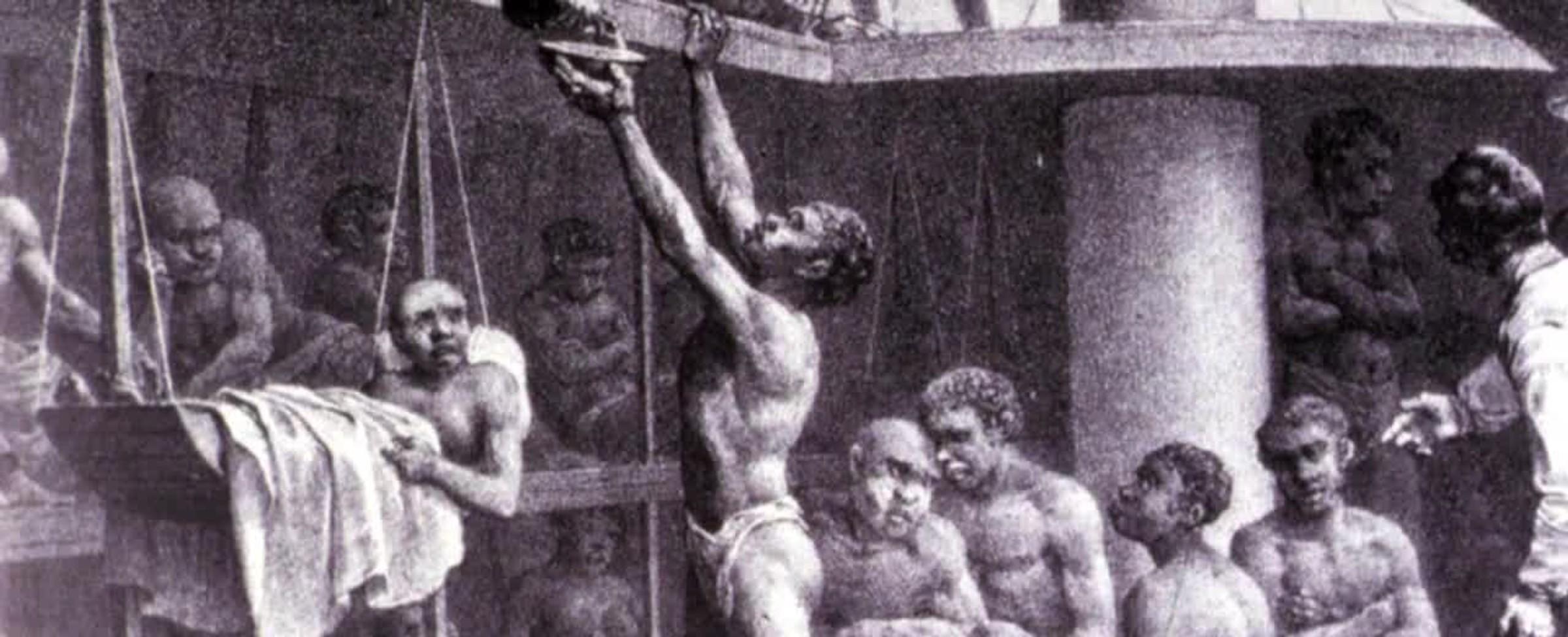 Dějiny otrokářství v USA
