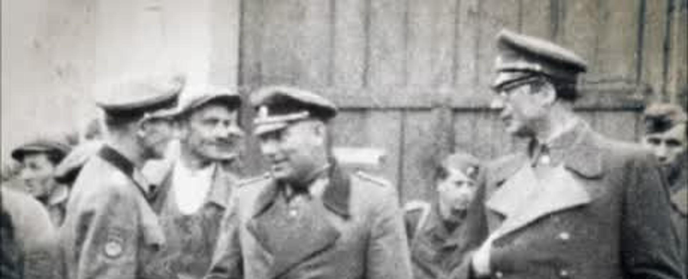 Praha - květen 1945